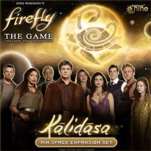 Firefly: The Game - Kalidasa
