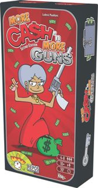 Ca$h 'n Guns (Second Edition): More Cash 'n More Guns