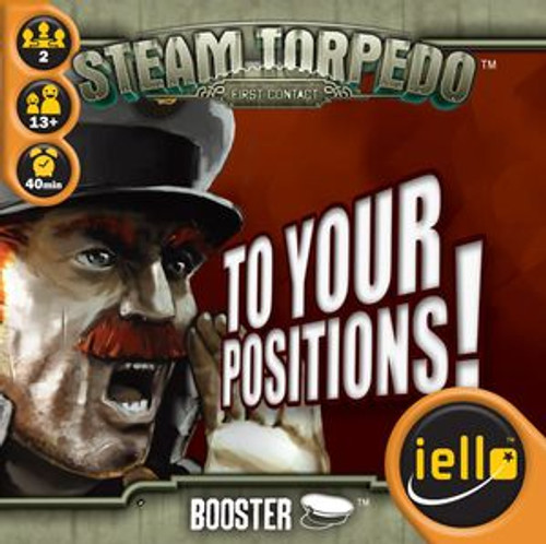 Steam Torpedo: First Contact - To Your Positions!