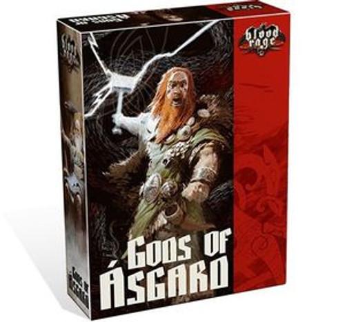 Blood Rage: Gods of Ásgard