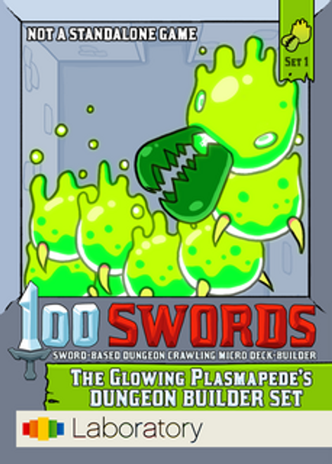 100 Swords: The Glowing Plasmapede's Dungeon Builder Set