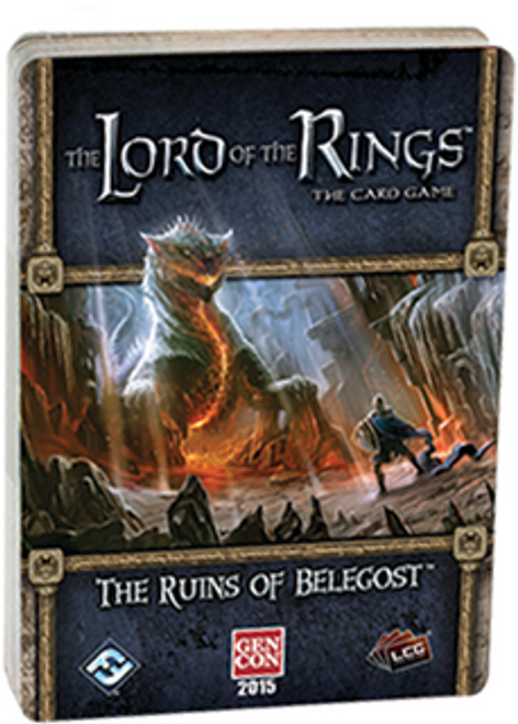 The Lord of the Rings: The Card Game - The Ruins of Belegost