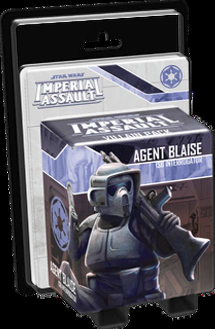 Star Wars: Imperial Assault - Agent Blaise Villain Pack