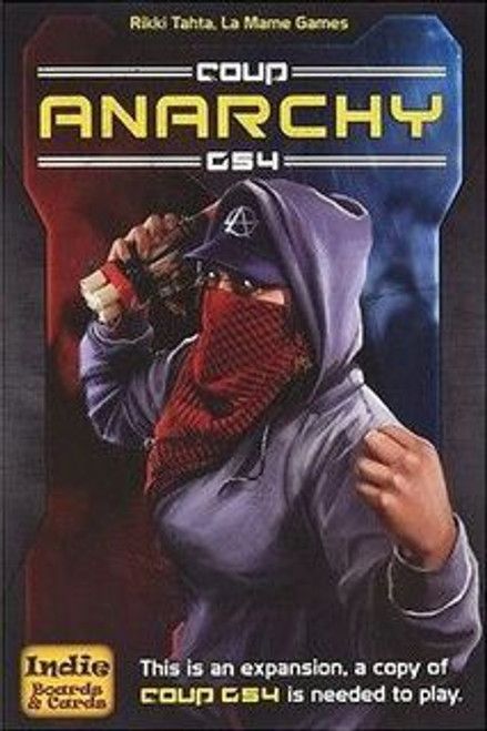 Coup: Rebellion G54 - Anarchy