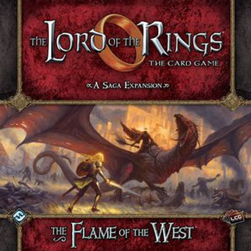 The Lord of the Rings LCG: The Flame of the West