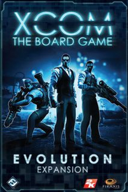 XCOM: The Board Game - Evolution