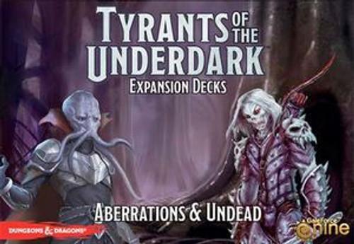 Tyrants of the Underdark: Expansion Decks - Aberrations & Undead