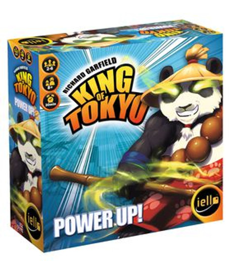 King of Tokyo: Power Up! ( second edition )