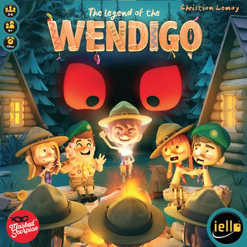 The Legend of the Wendigo