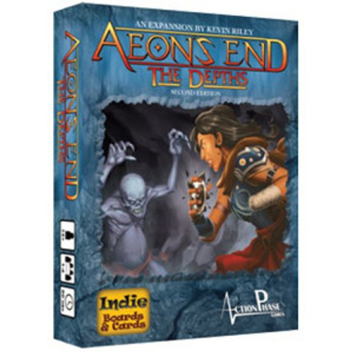 Aeon's End: The Depths ( second edition )