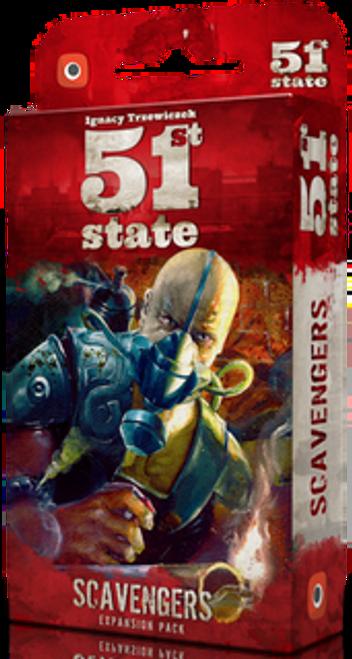 51st State: Master Set - Scavengers