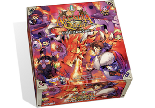 Arcadia Quest: Fire Dragon