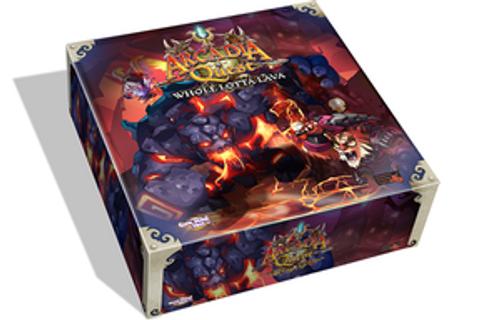 Arcadia Quest: Inferno - Whole Lotta Lava