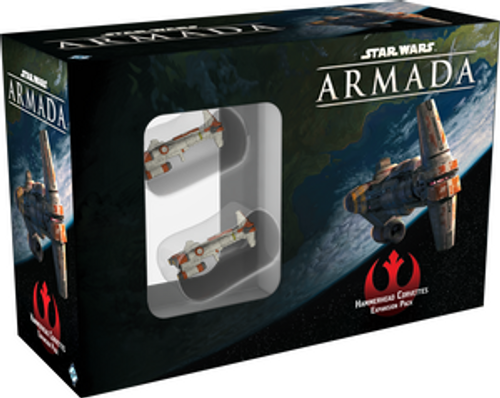 Star Wars: Armada - Hammerhead Corvettes Expansion Pack