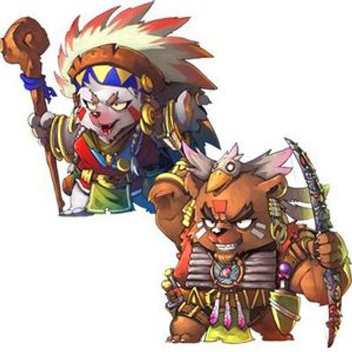 Arcadia Quest: Yona & Kuruk