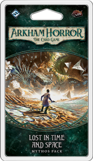 Arkham Horror: The Card Game - Lost in Time and Space Mythos Pack