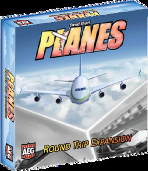 Planes: Round Trip