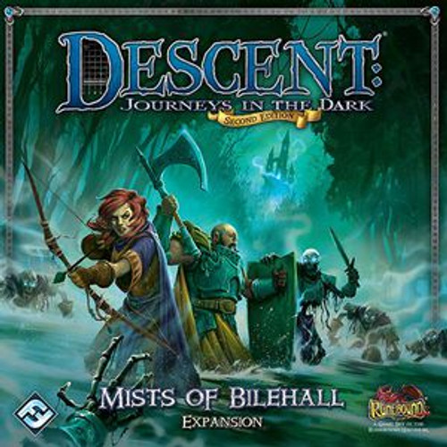 Descent: Journeys in the Dark (Second Edition) - Mists of Bilehall