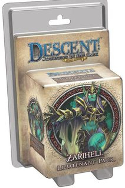 Descent: Journeys in the Dark (Second Edition) - Zarihell Lieutenant Pack