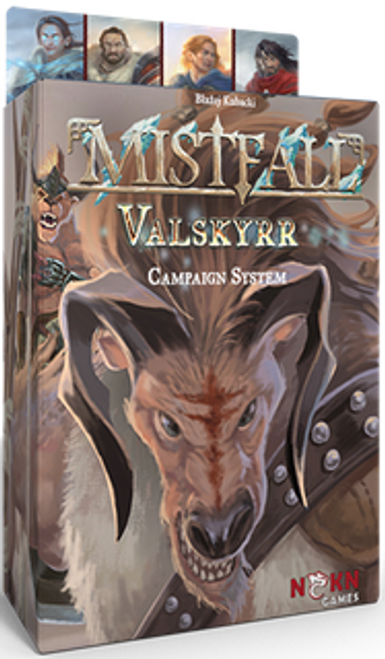 Mistfall: Valskyrr - Campaign System