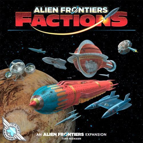Alien Frontiers: Factions 3rd Edtion
