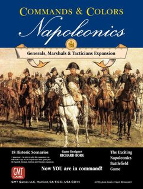 Commands & Colors: Napoleonics Expansion #5 - Generals, Marshals, Tacticians