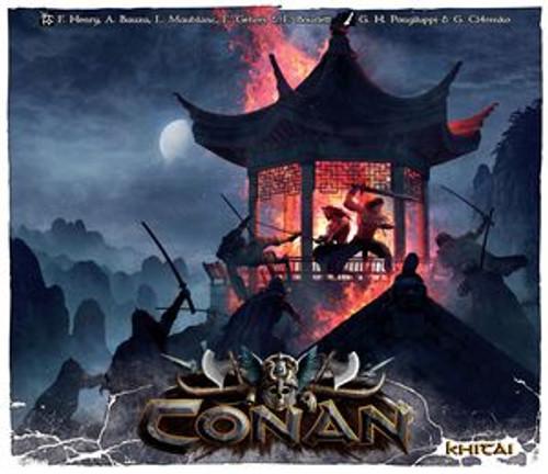 Conan: Khitai