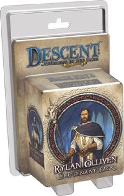 Descent: Journeys in the Dark (Second Edition) - Rylan Olliven Lieutenant Pack