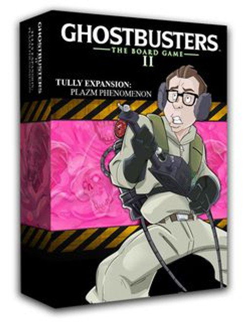 Ghostbusters: The Board Game II - Louis Tully's Plazm Phenomenon