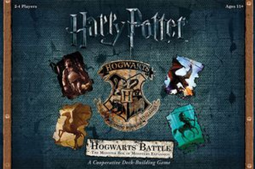 Harry Potter: Hogwarts Battle The Monster Box of Monsters Expansion