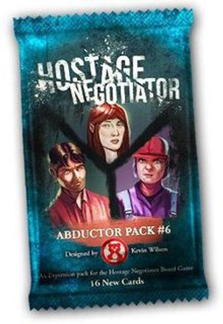 Hostage Negotiator: Abductor Pack 6