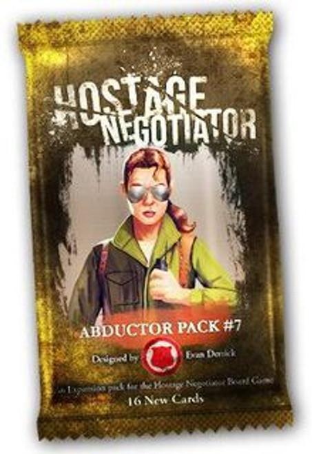 Hostage Negotiator: Abductor Pack 7