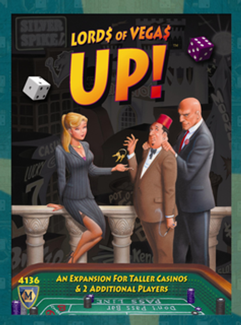 Lords of Vegas: UP!