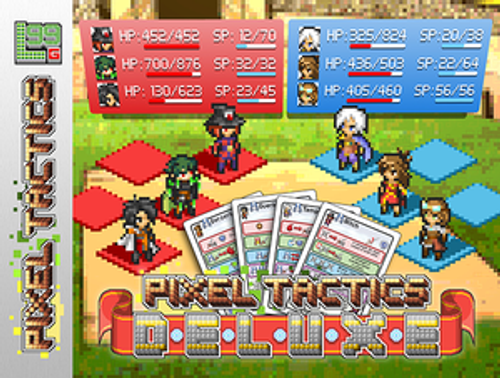 Pixel Tactics Deluxe