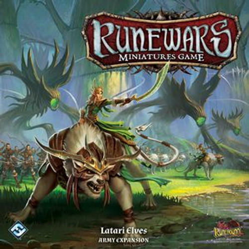 Runewars Miniatures Game: Latari Elves - Army Expansion