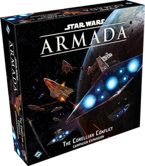 Star Wars: Armada - The Corellian Conflict