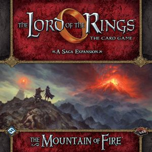 feee2fe0330c The Lord of the Rings: The Card Game The Mountain of Fire