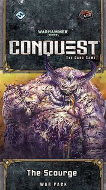 Warhammer 40,000: Conquest The Scourge