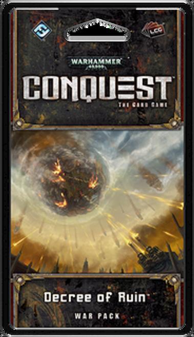 Warhammer 40,000: Conquest - Decree of Ruin