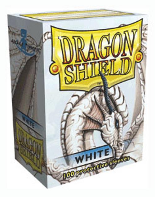 Dragon Shield Box of 100 in White