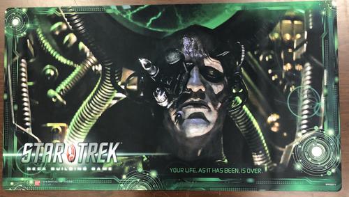 Star Trek Borg Game Mat (DBG)