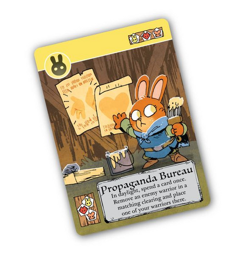 Root: The Exiles and Partisans Deck - Cardhaus