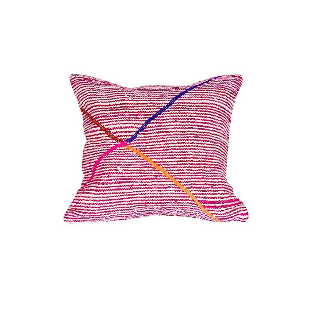 Beni Ourain Rug Pillow,  Rose