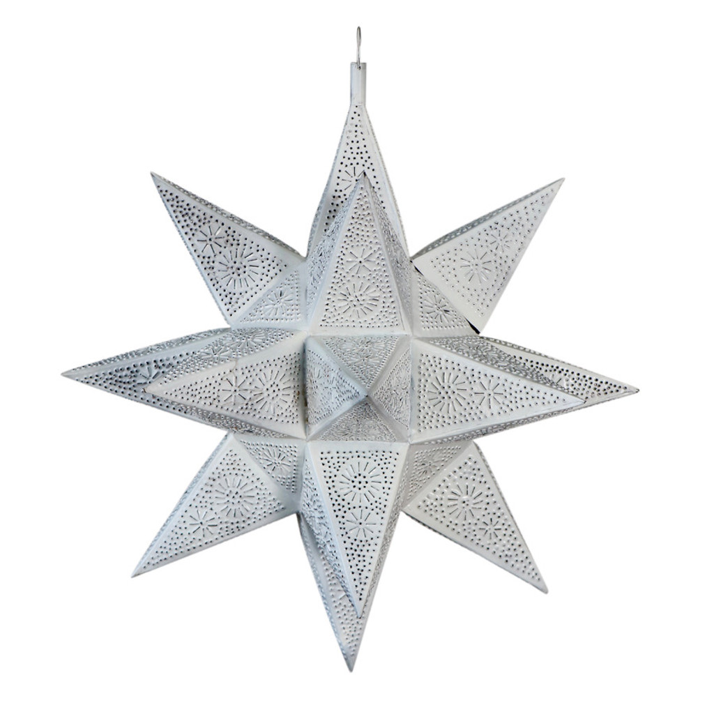 Moroccan Star Hanging Lamp