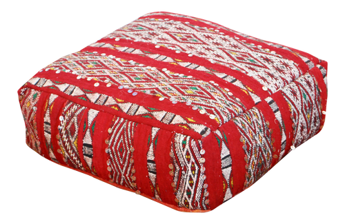 Moroccan Kilim Floor Pillow