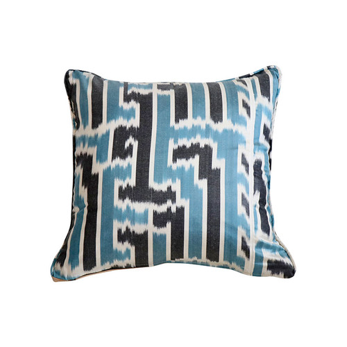 Ikat Pillow - Casablanca