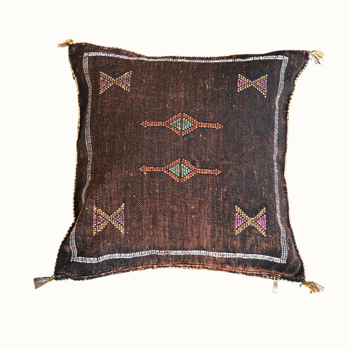 Moroccan Sabra Throw Pillow