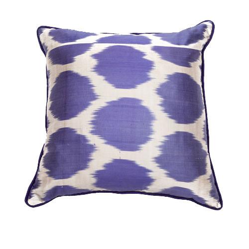 Dots Ikat Pillow