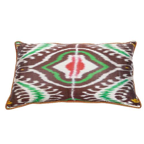 Bukhara Ikat pillow