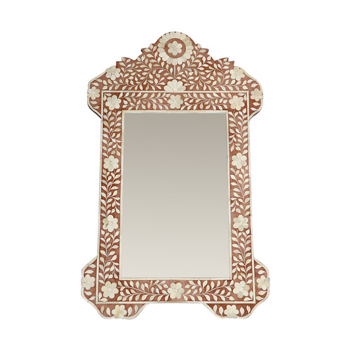 Marrakech Bone Inlay Mirror